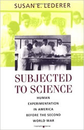 Book Cover: Subjected to Science