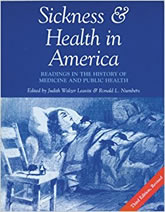 Book Cover: Sickness and Health in America