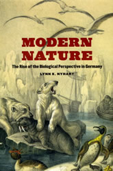 Modern Nature Bookcover