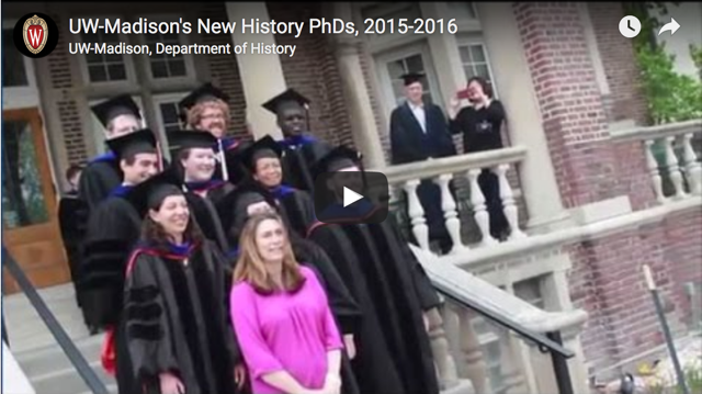 New History PhD Video Image