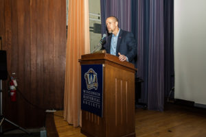 James Sweet, Department Chair