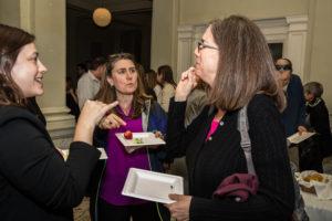 Jana Valeo, Leslie Abadie, & Fran Hirsch