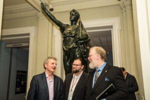 Laird Boswell, Scott Burkhardt, & Peter Formiller
