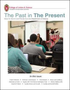 History Newsletter 2015