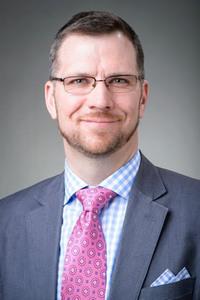 Professor Hall Headshot