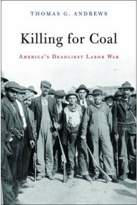 Killing for Coal Bookcover