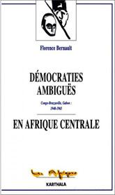 Bookcover - Démocraties ambigües en Afrique centrale