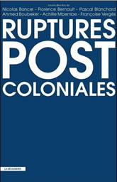 Bookcover - Ruptures Postcolonial