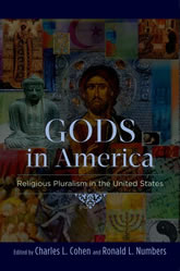 Bookcover - Gods in America: Religious Pluralism in the United States