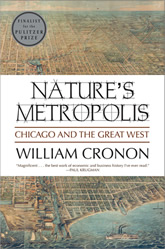 Bookcover - Nature's Metropolis