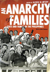 Bookcover - An Anarchy of Families: State and Family in the Philippines
