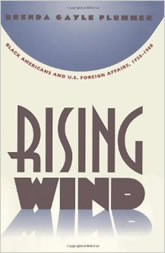 Bookcover - Rising Wind