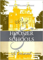 Bookcover - Hoosier Schools: Past and Present