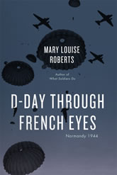 Bookcover - D-Day through French Eyes: Memoirs of Normandy 1944