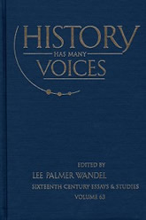 Bookcover - History Has Many Voices: In Honor of Robert McCune Kingdon