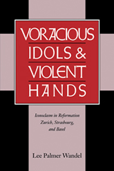 Bookcover - Voracious Idols and Violent Hands