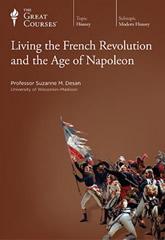 Living the Feench Revolution... Cover