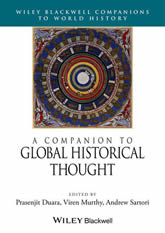 Global History Thought Book Cover