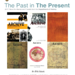 History Newsletter cover