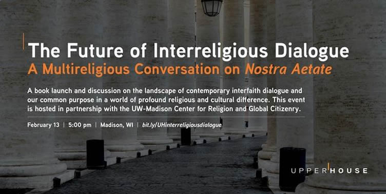 Book Talk: Furture of Interreligious Dialogue