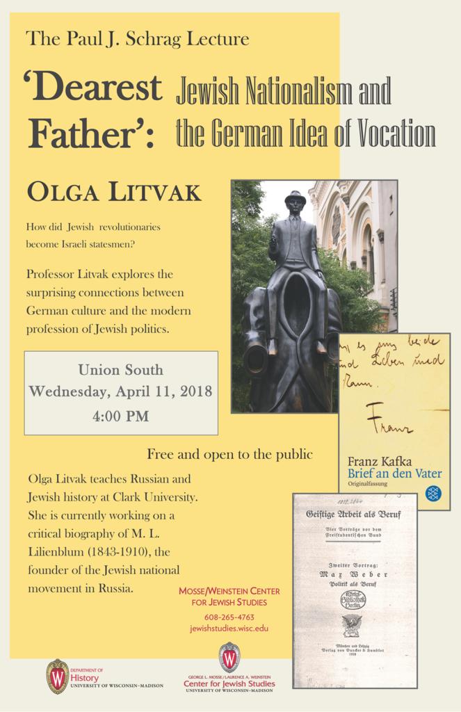 Event Poster: Paul Shrag