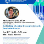 Event Poster: Michelle Murphy