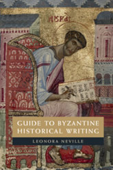 Book Cover - Guide to Byzantine Historical Writing